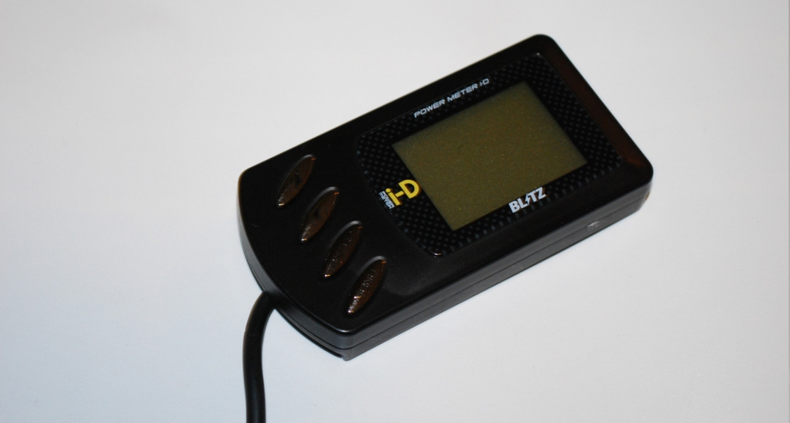 Blitz – Power Meter I-D III Purchased