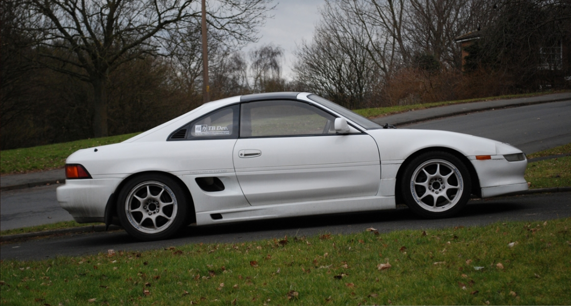Genuine Greddy Trust Gracer Side Skirts Fitted