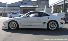 Phoenix Power Demo Car – White SW20 MR2
