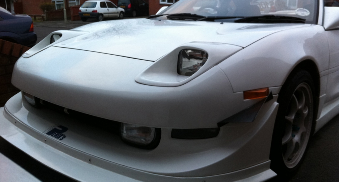 Phoenix Power Type II Front Bumper and Headlight Conversion Fitted