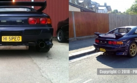 Phoenix Power Type II Rear Bumper Obtained