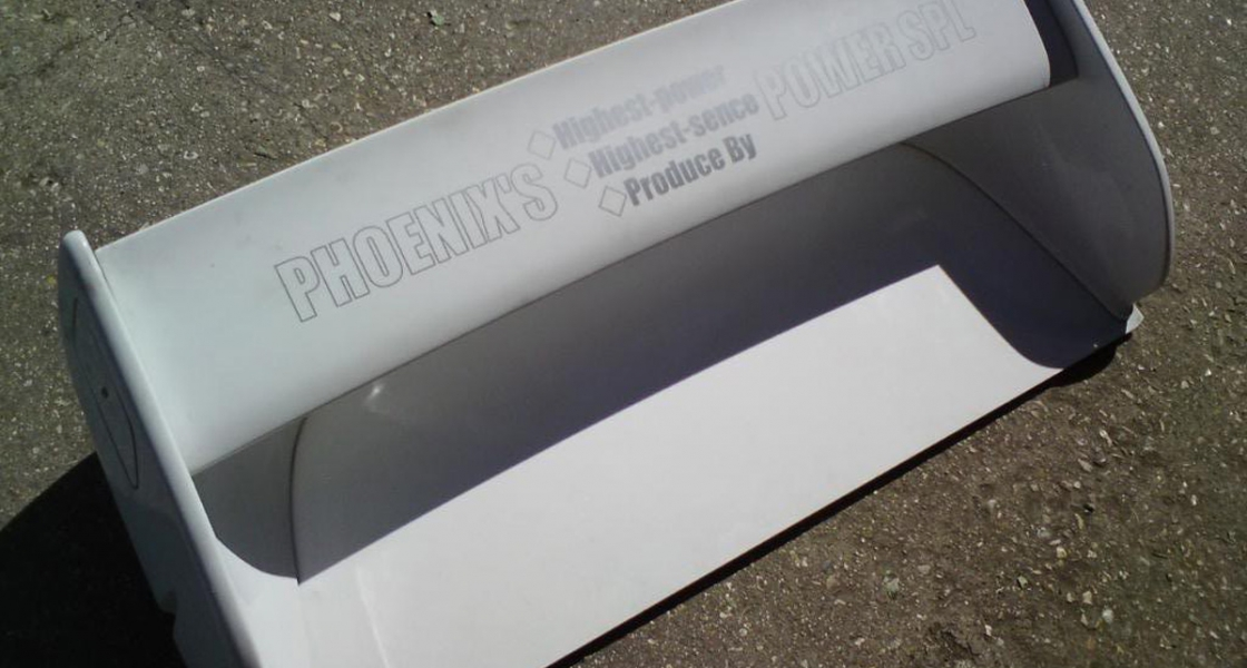 Phoenix Power Type II Rear Adjustable Spoiler Obtained