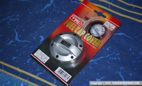TRD Fuel Cap Cover for MR2