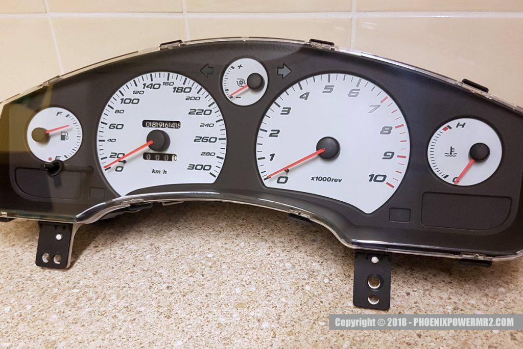phoenix-power-garage-fukui-mr2-sw20-instrument-cluster-speedometer