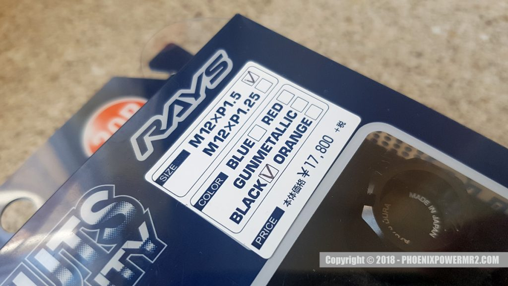 rays-dura-nuts-racing-quality-straight-42mm