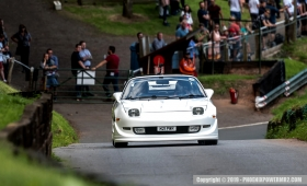 Phoenix Power MR2 SW20 at Retro Rides Gathering 2019 – Shelsley Walsh Hill Climb